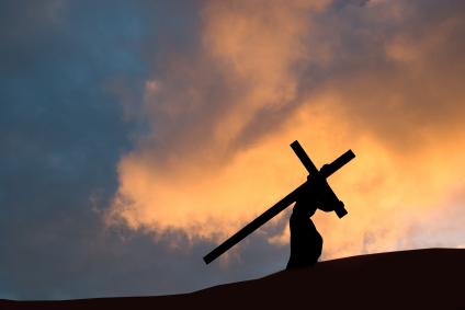 ce quoi porté sa croix ?