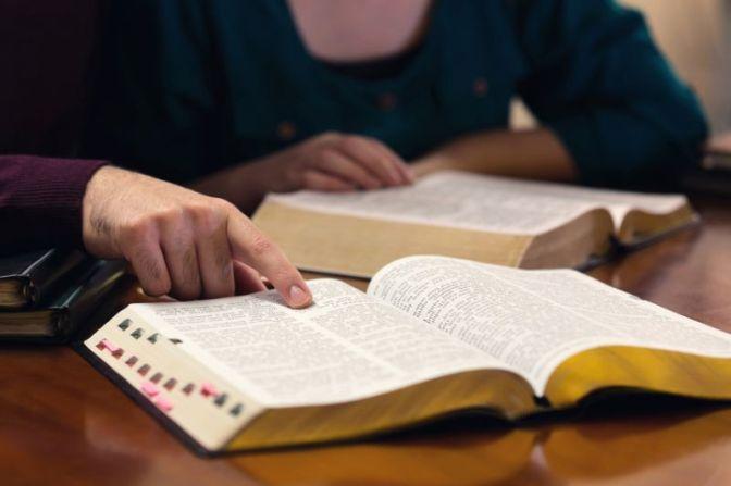 Quatre vérités important que dois savoir toutes personnes qui veulent avoir une vie de prière