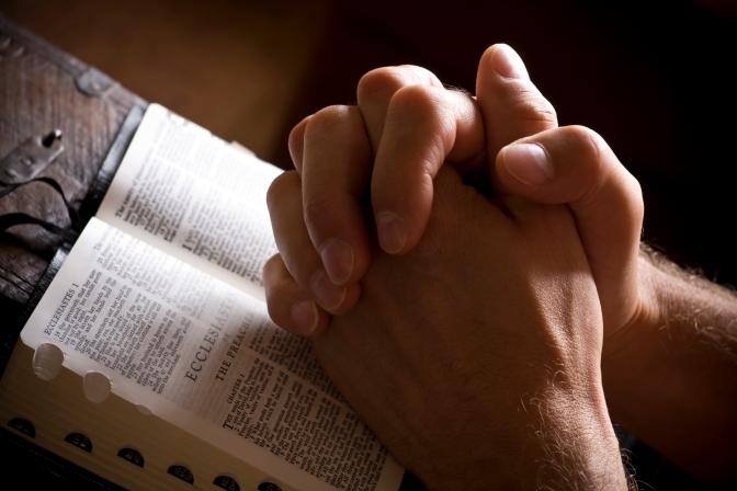 Définissons la prière …